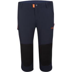 TROLLKIDS Hammerfest Spodnie 3/4 Dzieci, navy